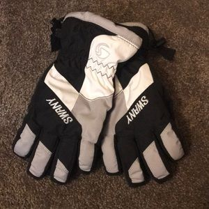 Swany youth snow sport gloves